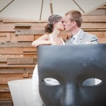 Alexandra & Chris: Hart House & Thompson Landry Gallery Wedding