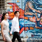 Kim & Leonard: Kensington Market Engagement Photos