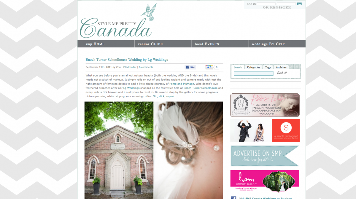 Featured On Style Me Pretty Alison And Jason S Enoch Turner Schoolhouse Wedding 187 Lg Weddings