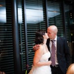 Valerie & Mattias: Jamie Kennedy at the Gardiner Museum Wedding