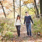 Angela & John: High Park Engagement Session
