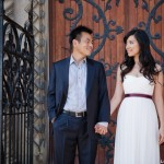 Lisa & Eric: U of T Engagement Session
