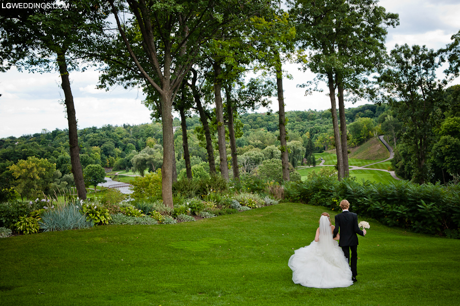 Sunnybrook country club wedding