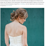 Shawna & Cavin's Enoch Turner Schoolhouse wedding featured on Style Me Pretty!