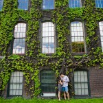 Liberty Village Engagement Session: Vivian and Hoong