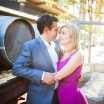 Distillery District Engagement Photos: Dragana and Peter