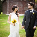Halton Region Museum Wedding at Alexander Barn: Carolina and Ante