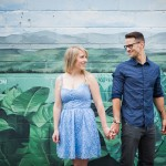 West Queen West Engagement Session: Laura & Gavin