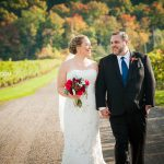 Cave Springs Wedding Ceremony & Inn on the Twenty Wedding Reception: Leah & Chris